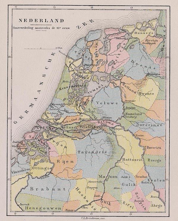 oude atlassen nederland
